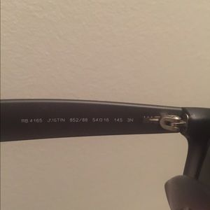 Ray-Ban Accessories - RayBan Sunglasses.